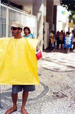Não-propaganda - GIA - Grupo de Interferência Ambiental Bahia