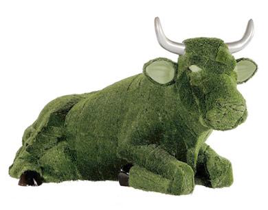 Vaca-pasto - Grupo Poro - CowParade Belo Horizonte