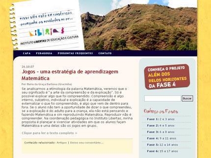 Blog do Libertas