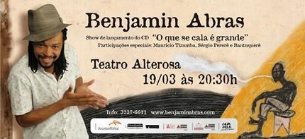 CD Benjamin Abras