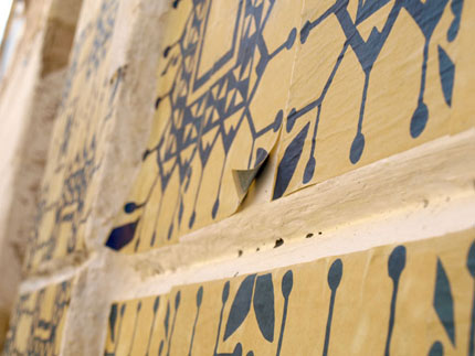 Coletivo Poro: Azulejos de papel - Belo Horizonte