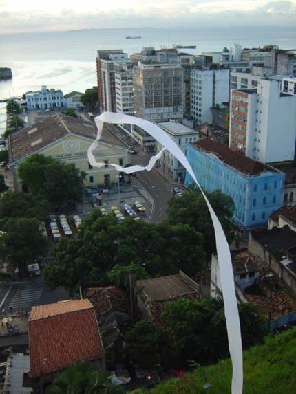 Desenhando no vento - Salão de M.A.I.O - Salvador