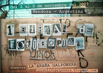 Bienal de Fotocópia