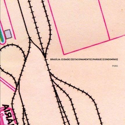 Capa do Catálogo do Poro (Funarte/Brasília, 2003)