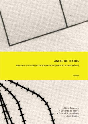 Anexo de textos – Capa
